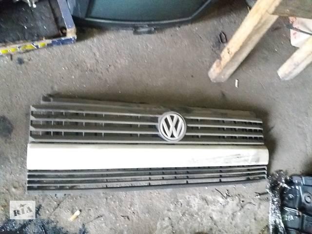 Б/у решётка радиатора для Volkswagen T4 - объявление о продаже  в Ковеле