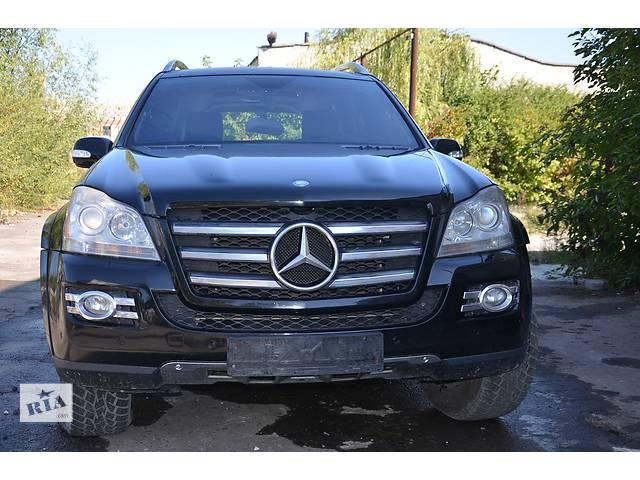 Б/у решетка радиатора Mercedes GL-Class 2006-2012 ИДЕАЛ !!! ГАРАНТИЯ !!!- объявление о продаже  в Львове