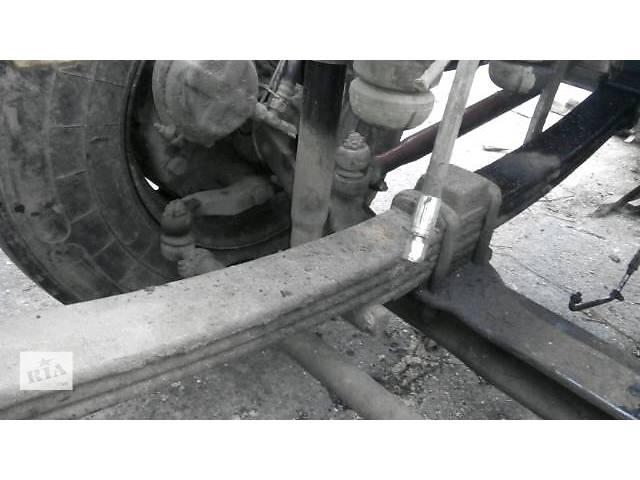 Б/у рессора передня, балка для грузовика MAN F 2000- объявление о продаже  в Тернополе
