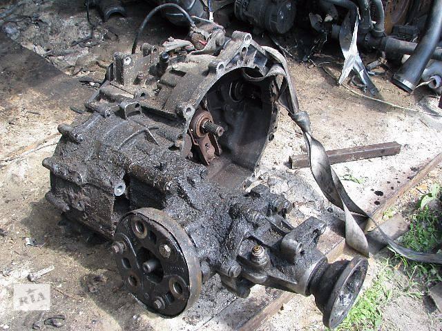 бу Б/у КПП Volkswagen T4 Syncro в Броварах