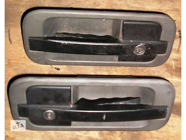 бу Б/у Ручка двери для грузовика Даф Daf XF 95 Евро3 385л.с. в Рожище