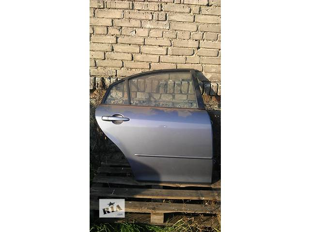 купить бу Б/у ручка двери для легкового авто Mazda 6 в Львове