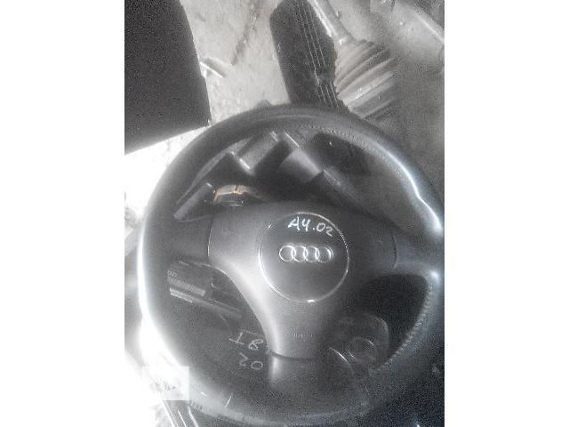 продам Б/у руль для легкового авто Audi A4 2003 бу в Львове