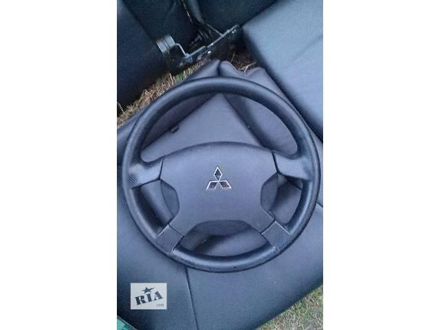 Б/у руль для легкового авто Mitsubishi- объявление о продаже  в Днепре (Днепропетровск)