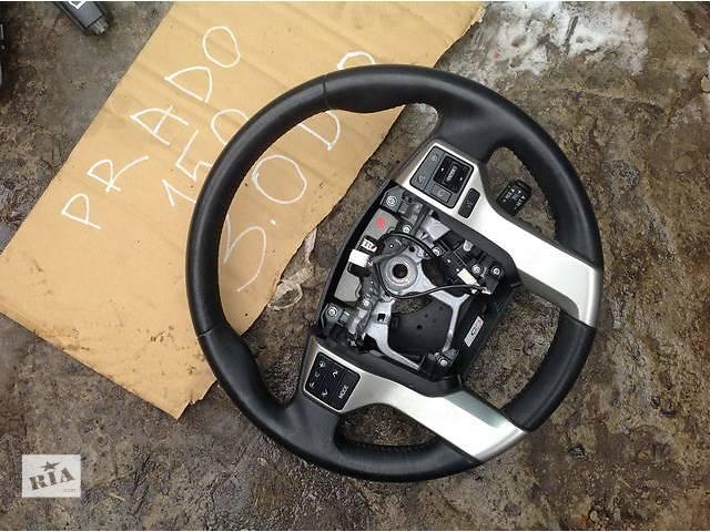 купить бу Б/у руль для легкового авто Toyota Land Cruiser Prado в Ровно