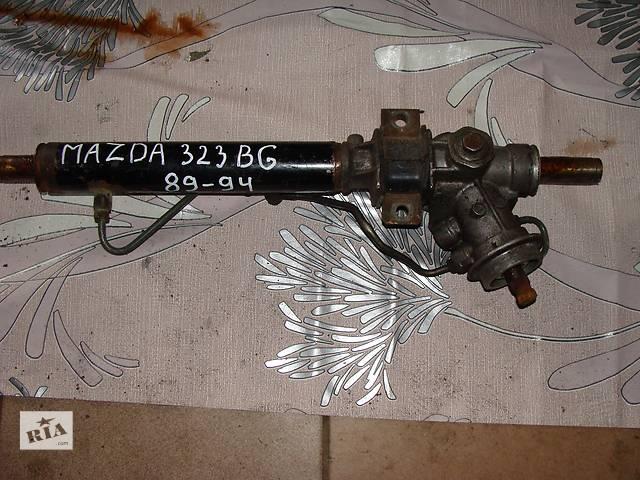 купить бу Б/у рулевая рейка для легкового авто Mazda 323F в Черкассах