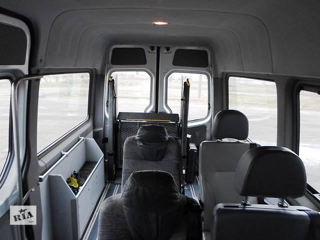 бу Б/у Салон для перевозки инвалидов, подъемник Vista Volkswagen Crafter/Крафтер Sprinter/Спринтер Спрінтер, W906 2006 в Рожище