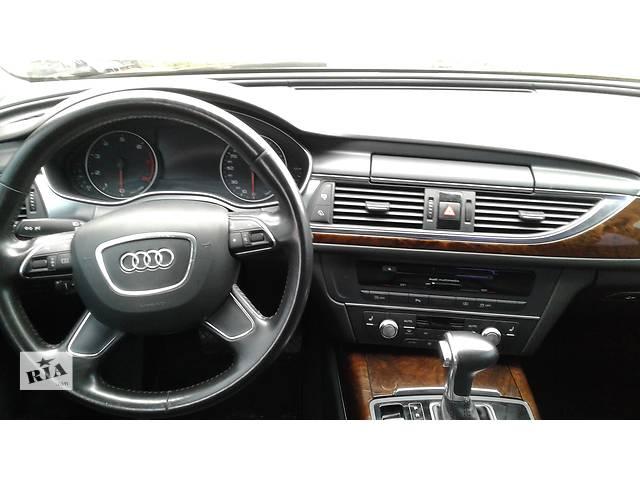 Б/у салон для седана Audi A6- объявление о продаже  в Львове