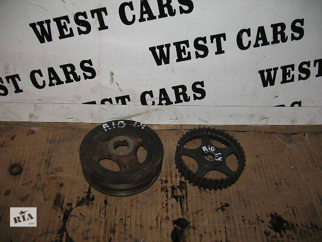 Б/у шкив коленвала/распредвала для легкового авто Kia Rio 2007- объявление о продаже  в Луцке