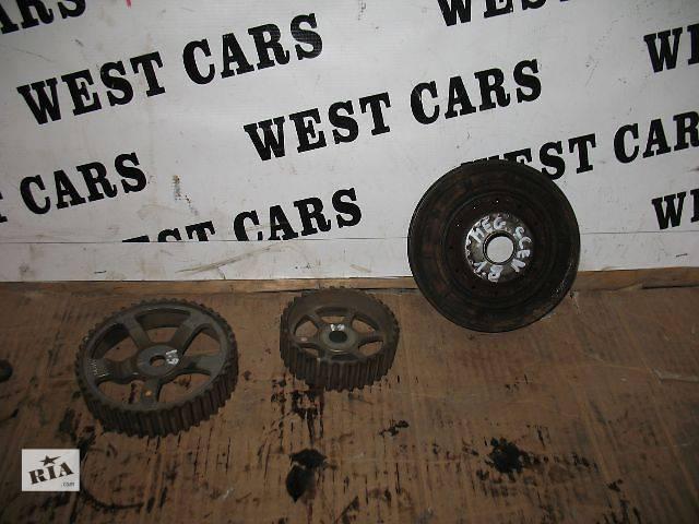 продам Б/у шкив коленвала/распредвала для легкового авто Renault Megane II бу в Луцке
