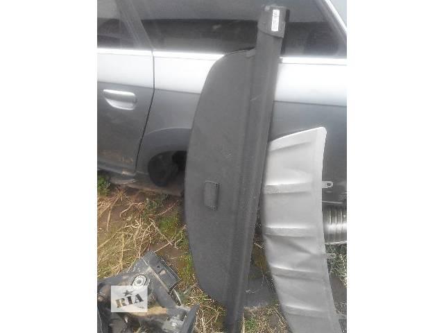 бу Б/у Шторка багажника  для универсала Audi A6 Allroad 2007 в Львове