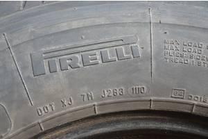 Б/у шину Пирелли рулевая б/у 225/75 р 17,5.  2010год
