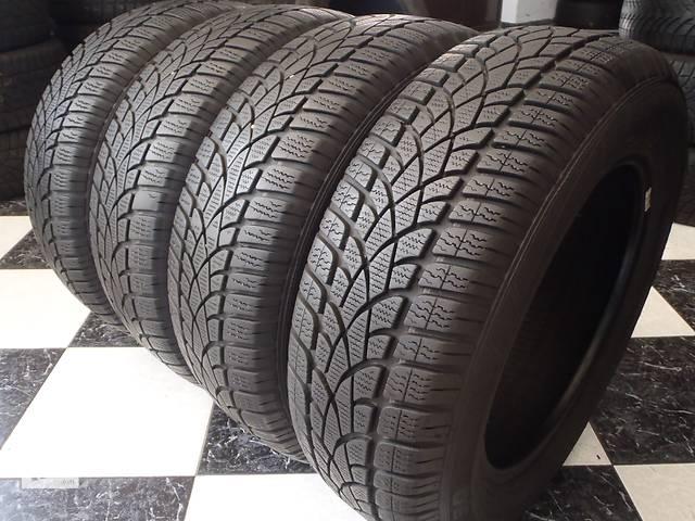 бу Б/у шины 8шт 195/65/R15 Dunlop Sp Winter Sport 3D  195/65/15 в Кременчуге