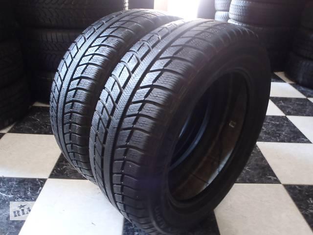 продам Б/у шины 2шт 215/55/R16 Michelin Alpin PA3  215/55/16 бу в Кременчуге