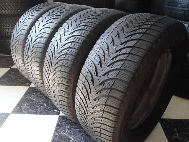 купить бу Б/у шины 4шт 225/55/R16 Michelin Alpin A4  225/55/16 в Кременчуге
