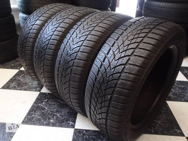 Б/у шины 14шт 205/55/R16 Dunlop Sp Winter Sport 4D 205/55/16- объявление о продаже  в Кременчуге