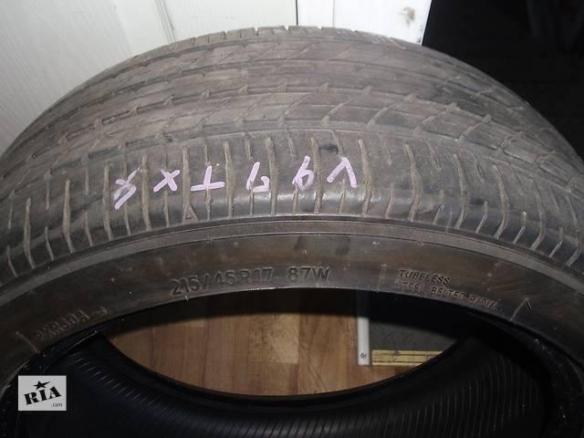 продам Б/у шины для легкового авто бу в Одессе