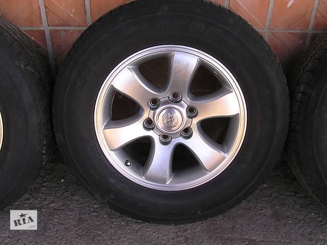 Б/у шини для пікапа Mitsubishi- объявление о продаже  в Ровно