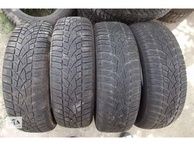 купить бу Б/у шины зимние Dunlop 225 50 r17 в Фастове