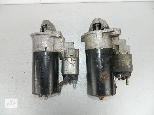 продам Б/у стартер/бендикс/щетки для легкового авто Fiat Punto 1.9D,JTD 1999-2009г. бу в Киеве