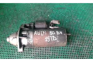 Б/у стартер для Audi 80 B-4, A 4 B5, Volkswagen Passat B5 1.9 TD 50107, 1005821478
