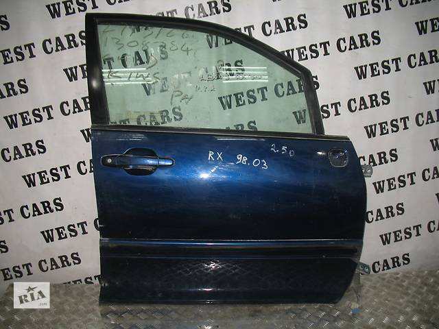 бу Б/у стекло двери для легкового авто Lexus RX 2001 в Луцке