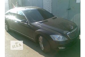 б/у Стекла двери Mercedes S-Class