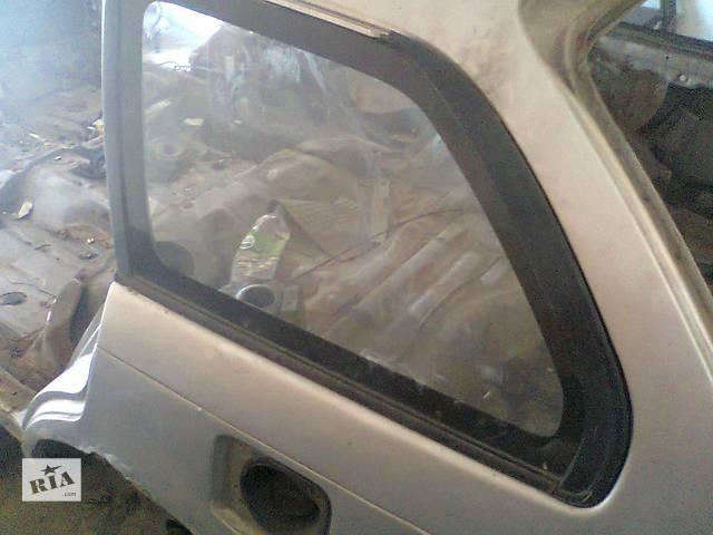 бу Б/у стекло в кузов для легкового авто Toyota Corolla в Ровно
