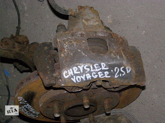 бу Б/у суппорт для легкового авто Chrysler Voyager 2.5d/td в Таврийске
