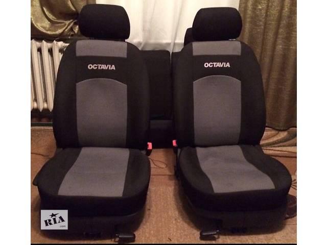 Б/у сиденье для хэтчбека Skoda Octavia- объявление о продаже  в Одессе