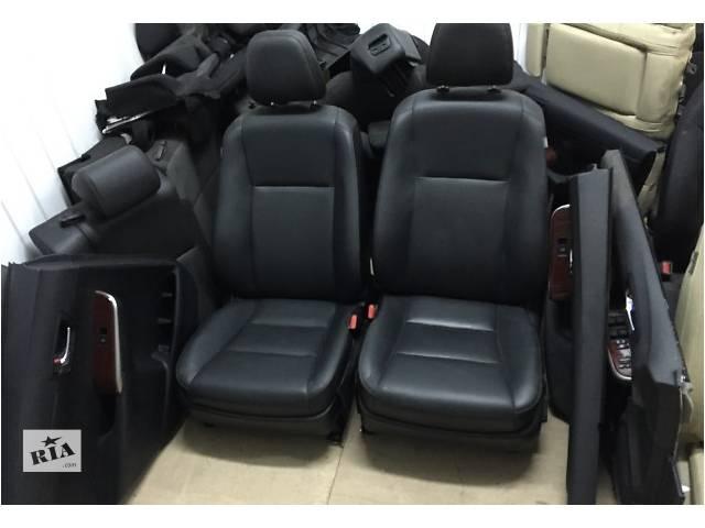 Б/у сиденье для легкового авто Toyota Camry 50 55- объявление о продаже  в Киеве