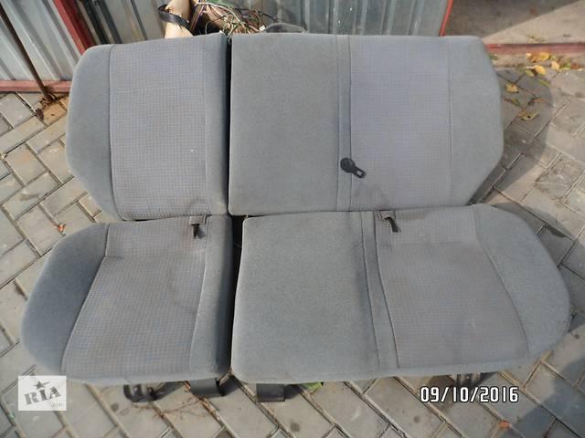 Б/у сиденье для легкового авто ВАЗ 2112- объявление о продаже  в Умани