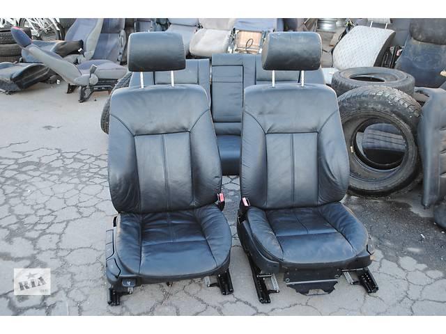 бу Б/у сиденье для седана BMW 5 Series в Виннице