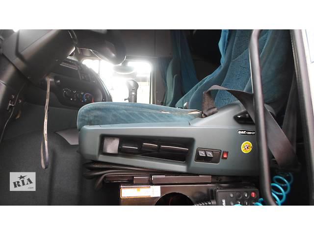 б/у Сиденье, Полка верхняя ДАФ DAF XF95 380 Евро3 2003г- объявление о продаже  в Рожище