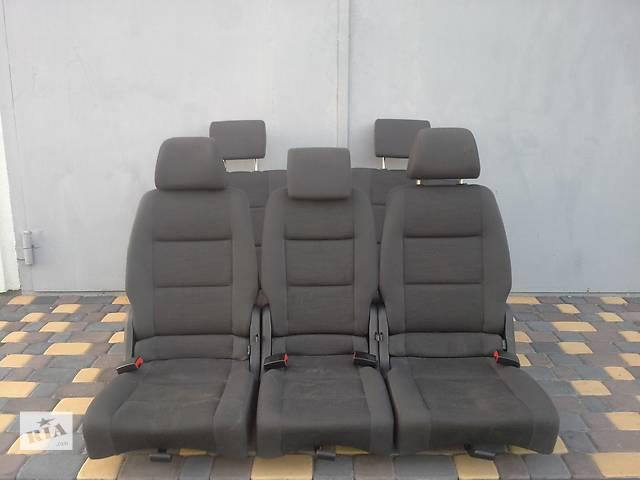 бу Б/у сидіння для легкового авто Volkswagen Caddy в Львове