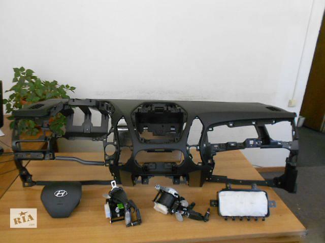 купить бу Б/у система безопасности комплект  Hyundai IX35 в Киеве