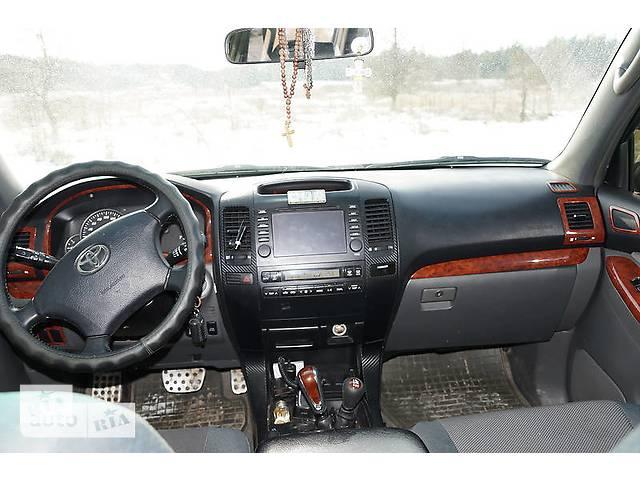 продам Б/у система безопасности комплект  Toyota Land Cruiser Prado 120 бу в Киеве