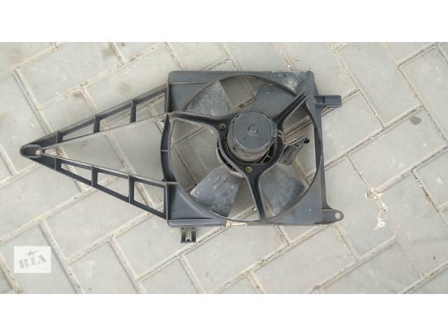 купить бу б/у Система охлаждения Вентилятор осн радиатора  Opel Kadett Opel Vectra A в Умани