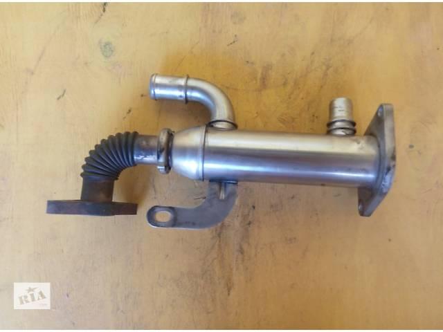 купить бу Б/у Теплообменник радиатор масла Фиат Скудо Fiat Scudo 1,6 2,0 с  2007- в Ровно
