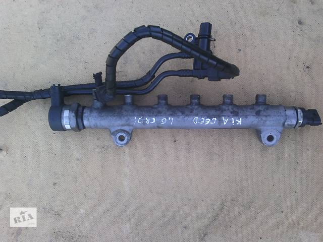 бу Б/у топливная рейка для легкового авто Kia Ceed 1.6 в Ковеле