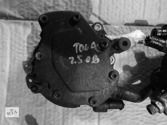 продам Б/у топливный насос высокого давления/трубки/шест для кроссовера Volkswagen Touareg бу в Львове