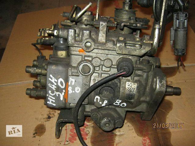 купить бу Б/у топливный насос высокого давления/трубки/шест для легкового авто Nissan в Ковеле