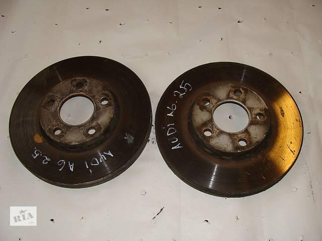 купить бу Б/у тормозной диск для легкового авто Audi A6 в Черкассах