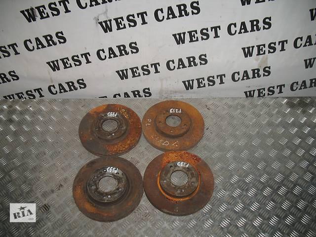 Б/у тормозной диск для легкового авто Kia Ceed 2008- объявление о продаже  в Луцке