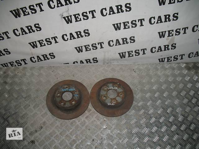 купить бу Б/у тормозной диск для легкового авто Opel Insignia в Луцке