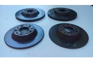 Б/у тормозной диск для Skoda Octavia A5 Rs 2004-2013