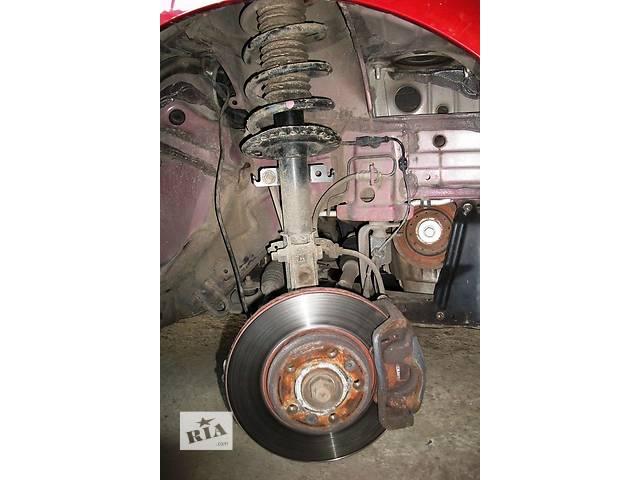 купить бу Б/у Тормозной диск Renault Kangoo Рено Канго Кенго 2 1,5 DCI в Луцке