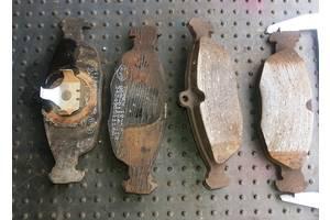 Б/у тормозные колодки комплект/накладки для Opel Combo 1994-2001