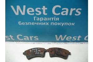 Б/У Тормозные колодки передние комплект Lodgy 2008 - 2012 410600379R. Лучшая цена!