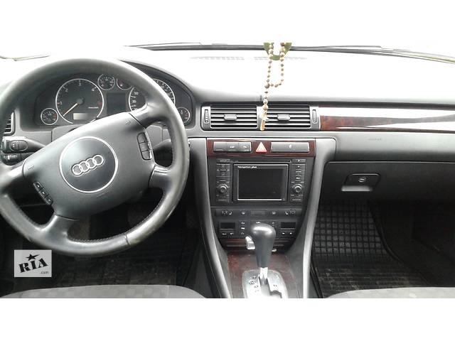 Б/у торпедо/накладка для седана Audi A6С5- объявление о продаже  в Львове